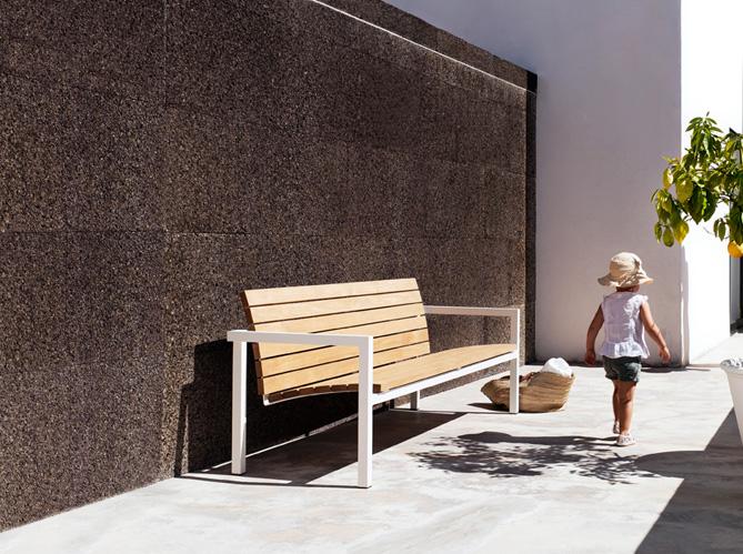 60 bancs de jardin pour profiter de l 39 t elle d coration. Black Bedroom Furniture Sets. Home Design Ideas