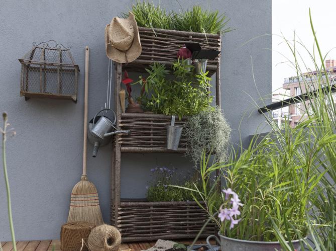 am nagez votre balcon pour un espace fleuri et d co elle d coration. Black Bedroom Furniture Sets. Home Design Ideas