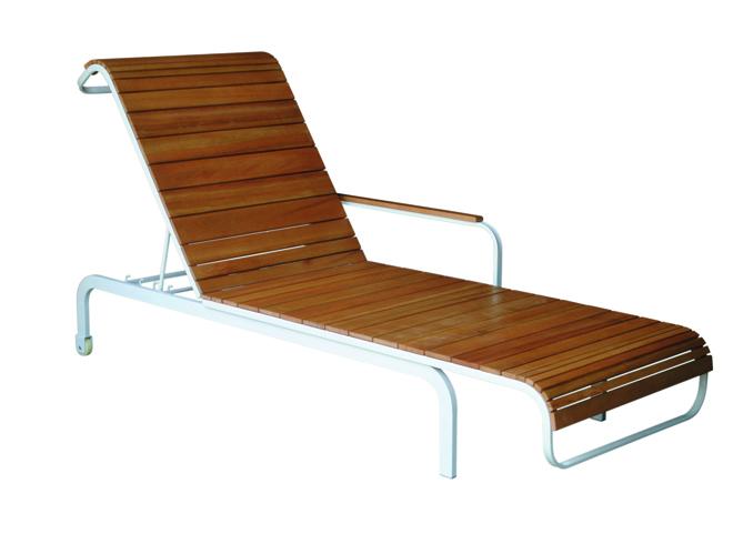 Quelle chaise longue pour mon jardin elle d coration for Alinea chaise longue