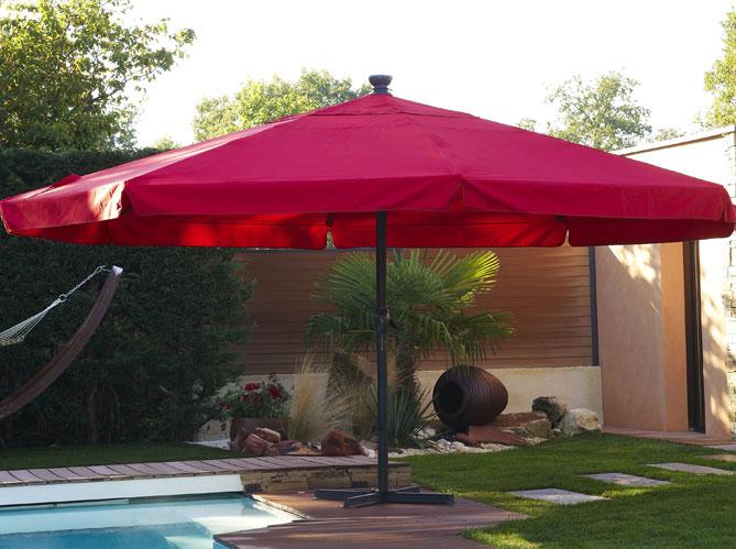 des parasols pour l t elle d coration. Black Bedroom Furniture Sets. Home Design Ideas