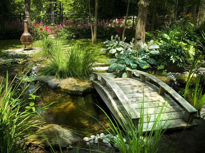 Les 5 secrets d 39 un jardin japonais elle d coration for Objet de decoration pour jardin japonais