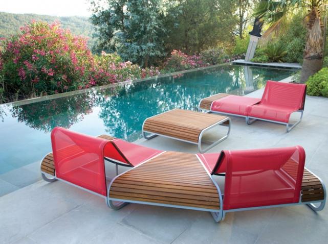 meubles de jardin craquez pour notre s lection color e elle d coration. Black Bedroom Furniture Sets. Home Design Ideas