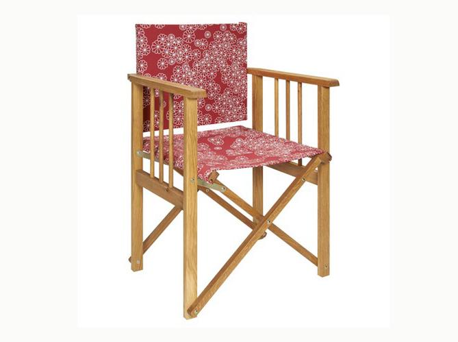 Gain de place les meubles de jardin pliables elle for Chaise pliante habitat