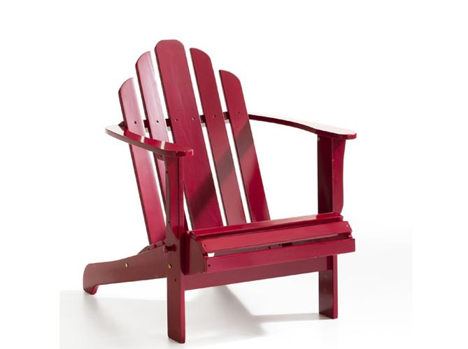 Cet t les meubles color s s invitent au jardin elle d coration - La redoute chaise de jardin ...