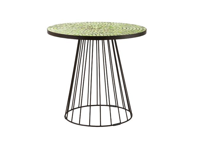 Mobilier de jardin la collection 2016 jardiland elle d coration for Petite table de jardin pvc