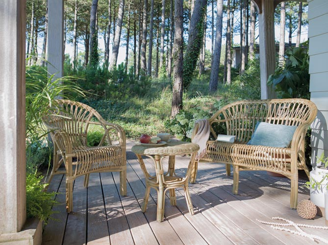 Petit salon de jardin en fer forge for Fly mobilier de jardin