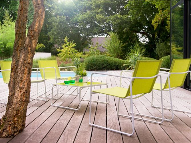 Salon de jardin pas cher un salon de jardin pas cher de - Site de decoration pas cher ...