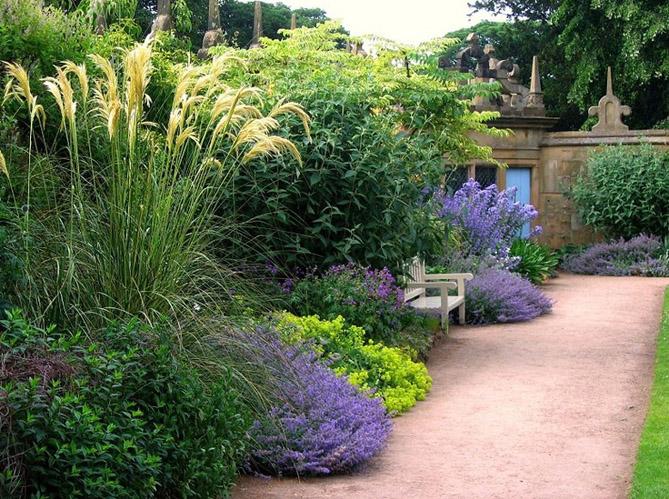 on s inspire des jardins anglais elle d coration