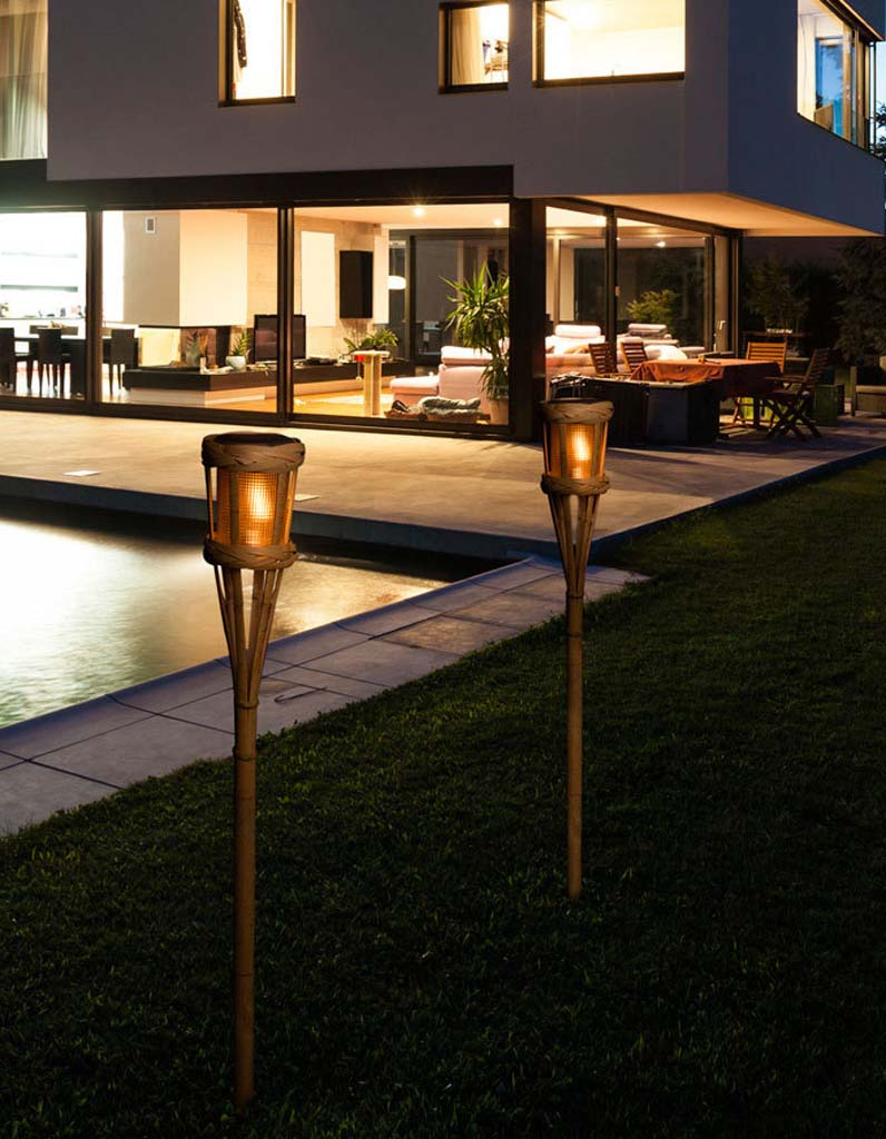 Luminaire outdoor : sélection des modèles du moment pour le jardin ...