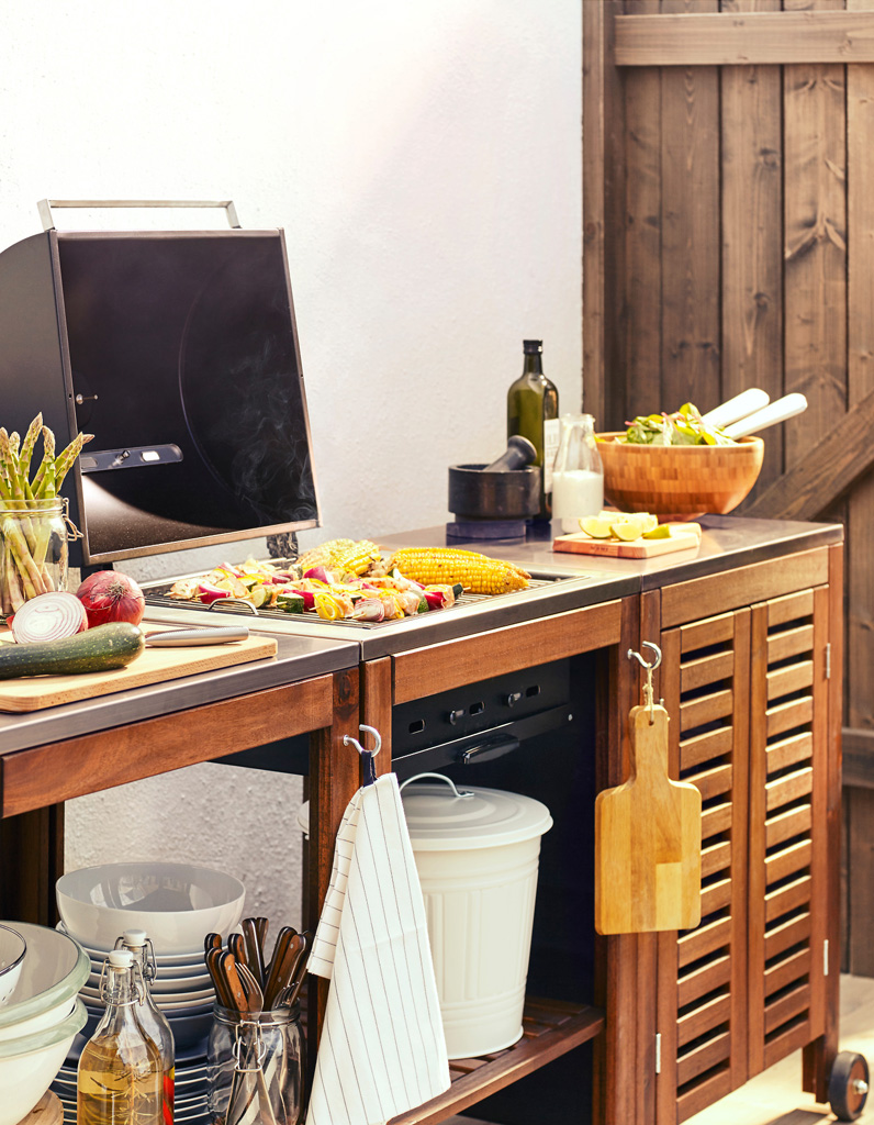 Free cuisine extrieure ikea with leroy merlin cuisine for Catalogue carrelage cuisine