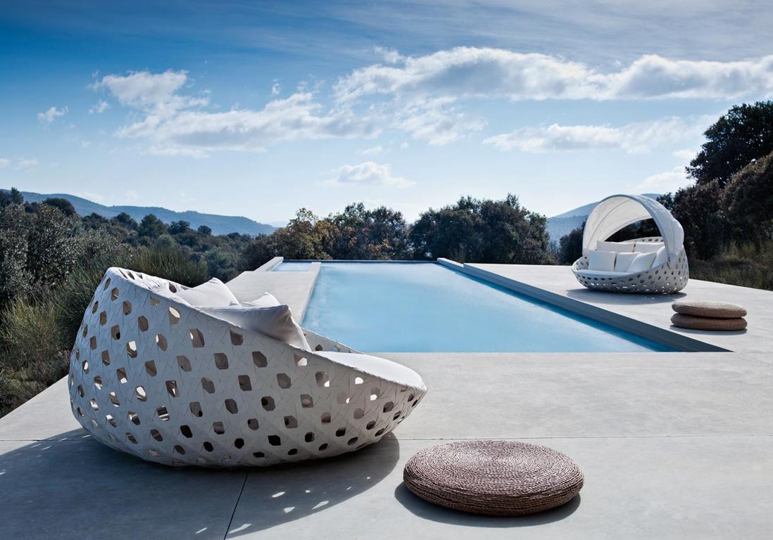 Terrasse avec piscine d couvrez nos plus belles id es for Exterieur avec piscine