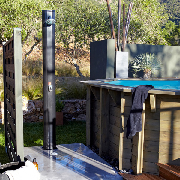 14 douches d 39 ext rieur pour votre jardin elle d coration - Site de vente pas chere ...