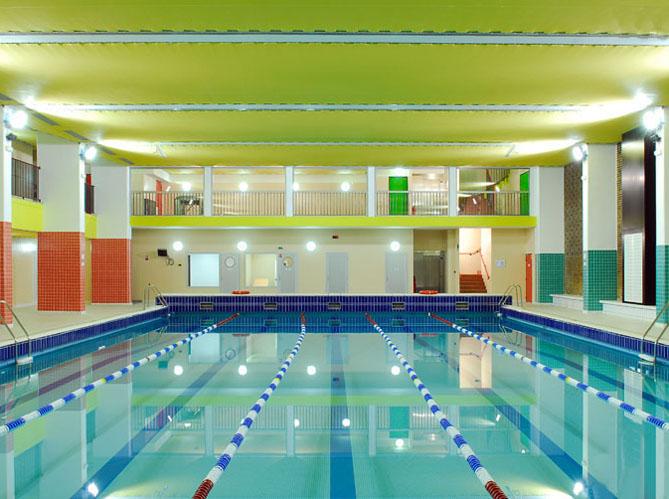 Les 10 plus belles piscines de paris elle d coration for Piscine publique paris