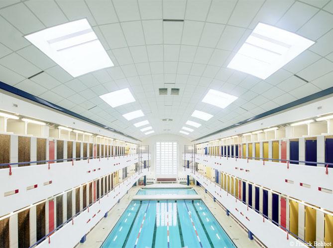Les 10 plus belles piscines de paris elle d coration for Chateau landon piscine