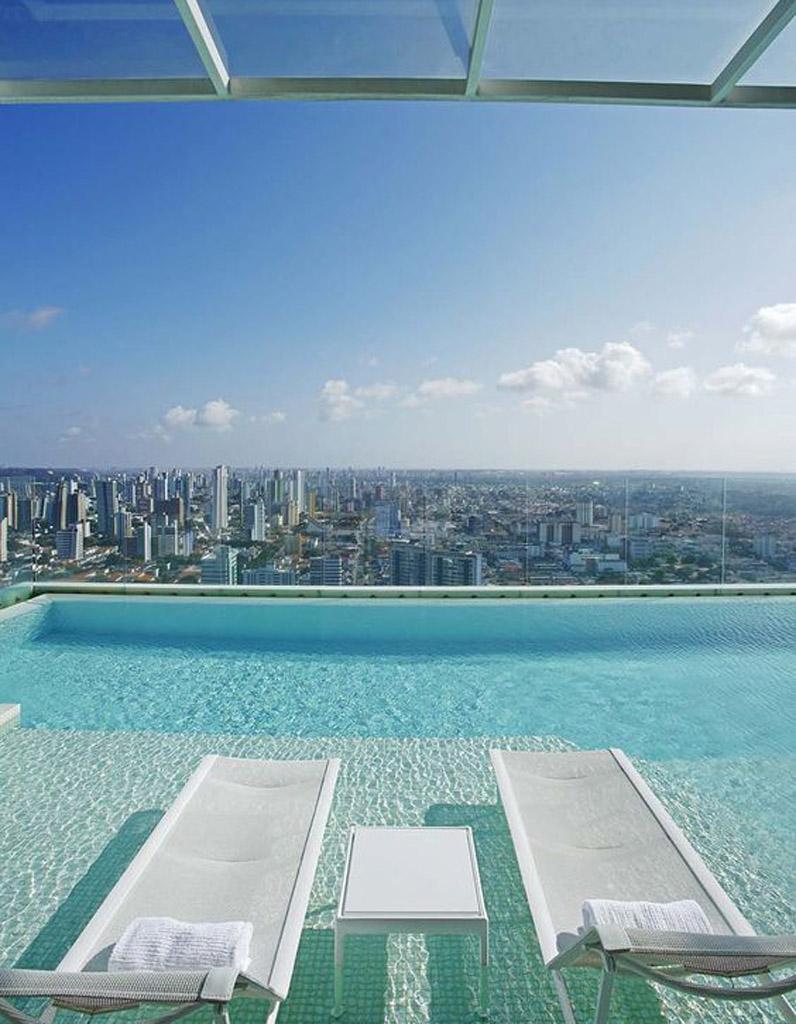 pinterest les 30 plus belles piscines qui vont vous faire r ver elle d coration. Black Bedroom Furniture Sets. Home Design Ideas
