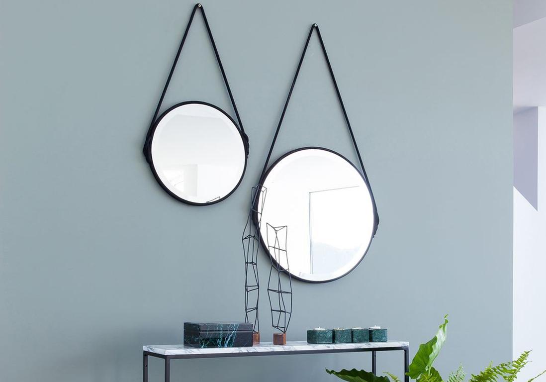 Am pm votre alli style pour une d co 100 estivale for Miroir rond 60 cm