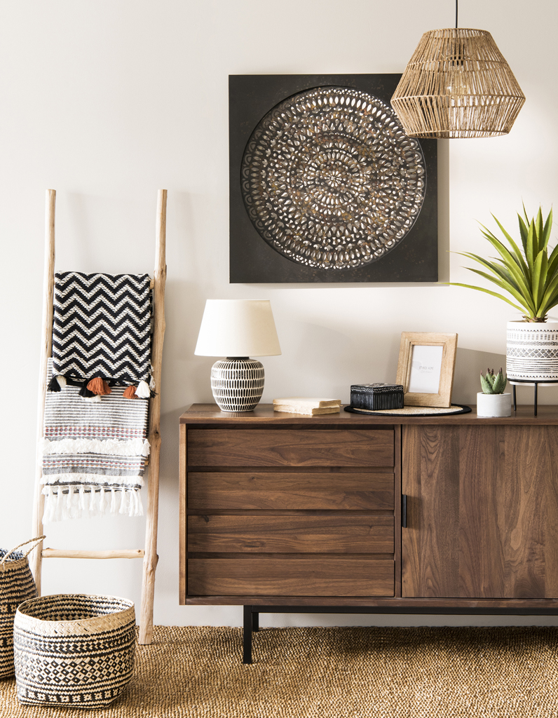 echelle maison du monde great maisons du monde with. Black Bedroom Furniture Sets. Home Design Ideas