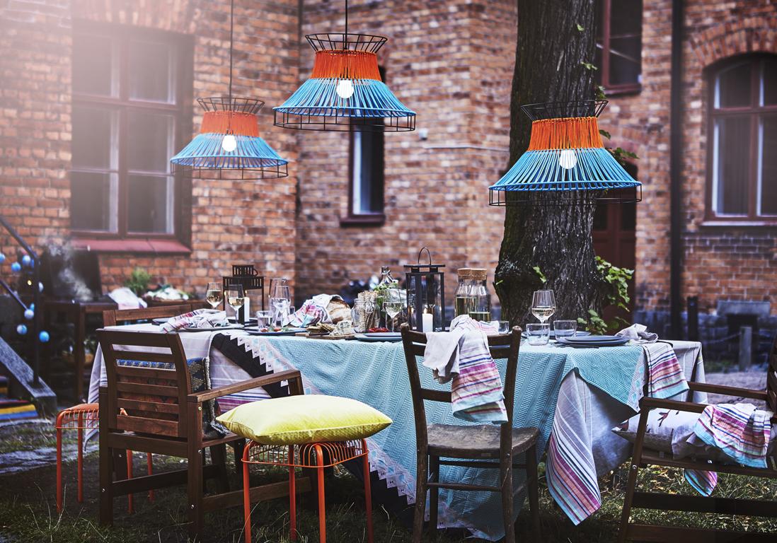 Ikea les id es qu 39 on pique sommar la collection outdoor 2018 elle d coration - Ikea pour le jardin montreuil ...