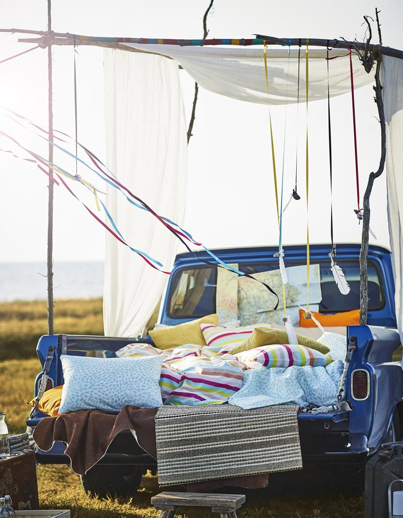 ikea les id es qu 39 on pique sommar la collection outdoor 2018 elle d coration. Black Bedroom Furniture Sets. Home Design Ideas