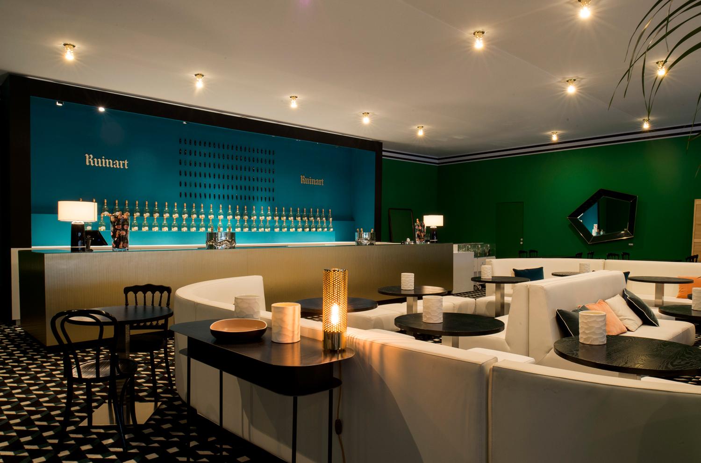 Pad 2017 revivez l 39 opening du caf elle d coration for Maison pad