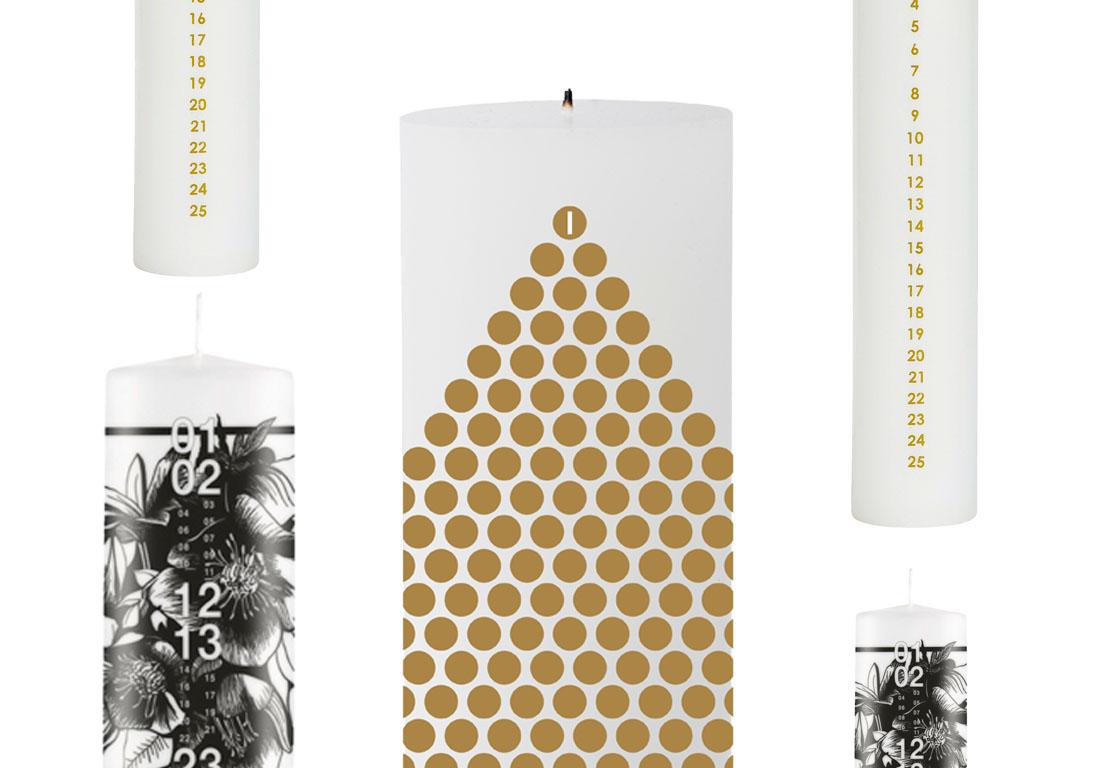 ph nom ne les bougies de l 39 avent elle d coration. Black Bedroom Furniture Sets. Home Design Ideas