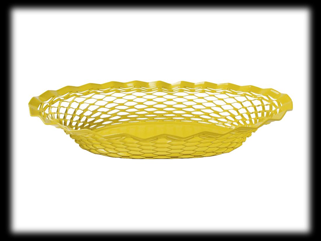 50 folies jaunes moins de 150 elle d coration - Corbeille de fruits maison du monde ...