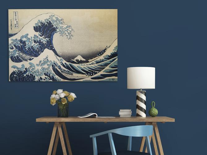 Tendance Le Japon D 39 Hokusai Nous Inspire Elle D Coration