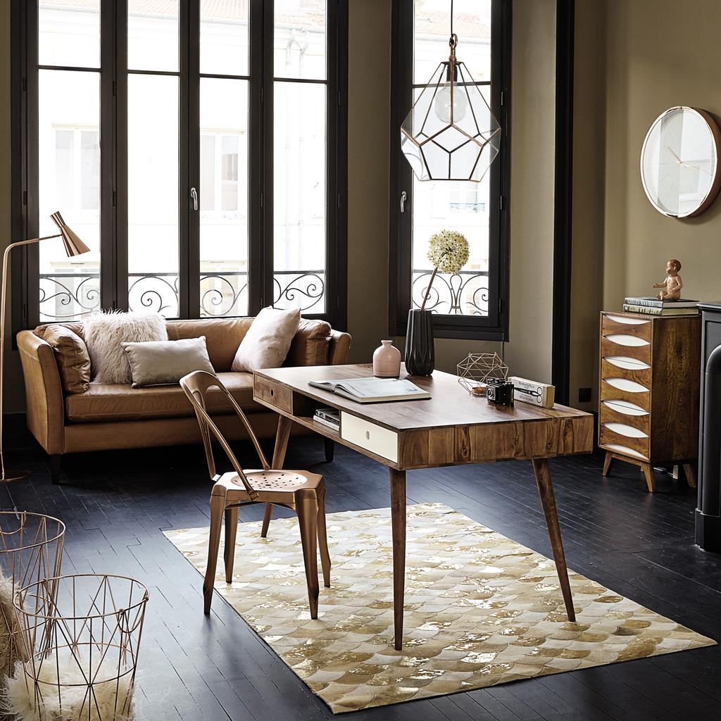 code maison du monde elegant habillage de fenetre chambre. Black Bedroom Furniture Sets. Home Design Ideas