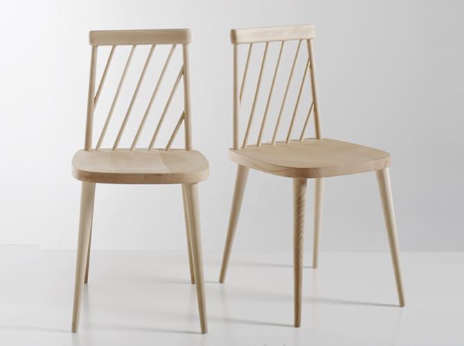Le rustique chic la tendance que vous allez adorer for Barreaux de chaise