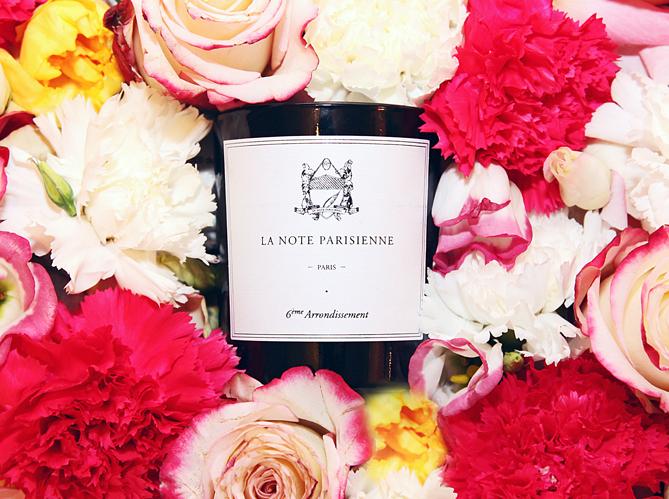 L 39 objet d co du jour des bougies aux senteurs 100 parisiennes elle d coration - Deco jour de l an ...