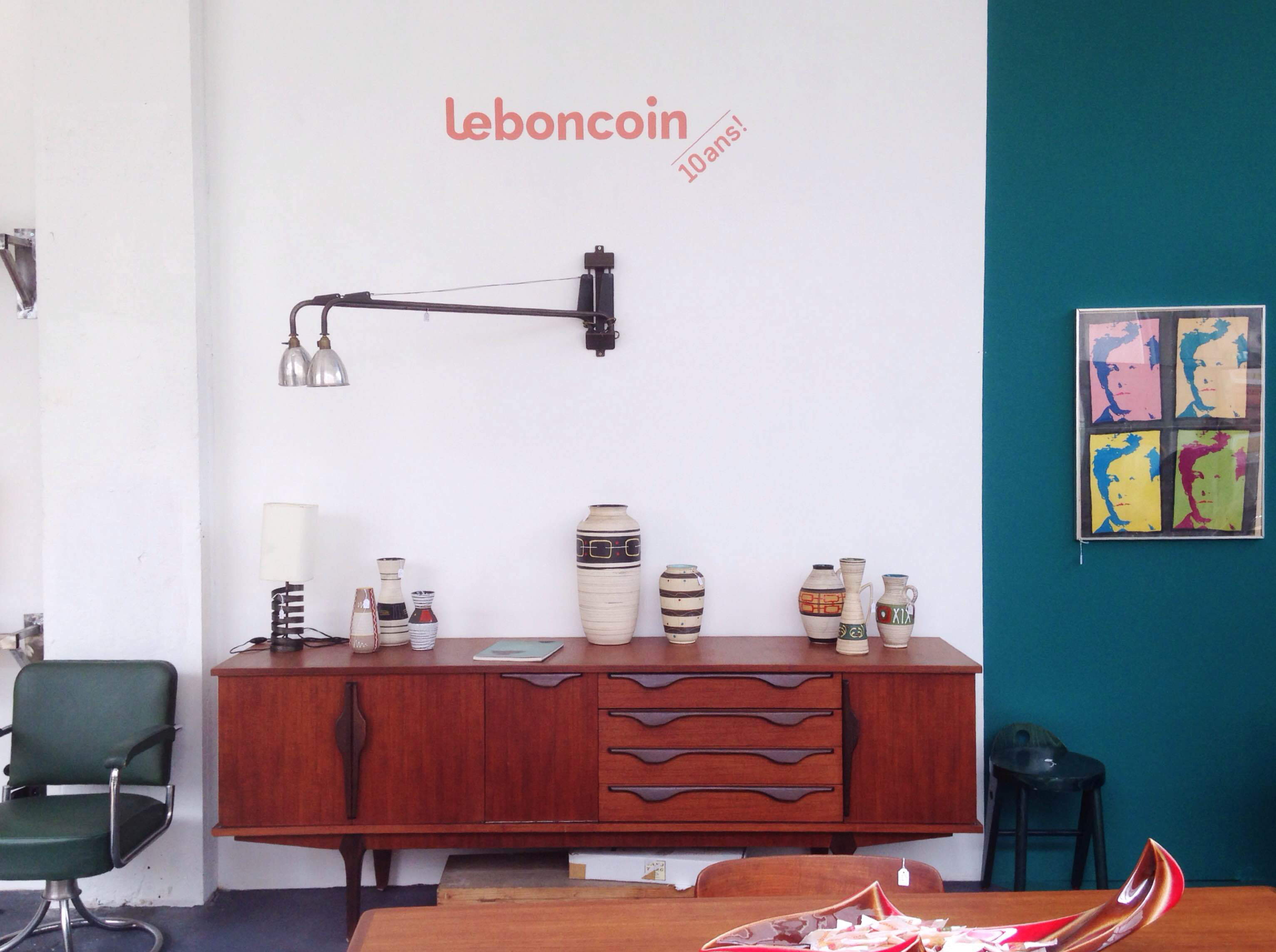 L 39 actu du jour enfin une boutique paris for Le bon coin paris decoration