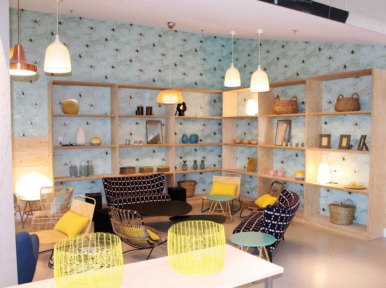 l actu du jour la cantine d co de domus elle d coration. Black Bedroom Furniture Sets. Home Design Ideas