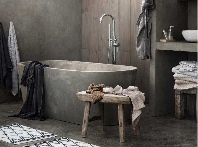 l 39 inspiration du jour h m home d voile sa nouvelle collection elle d coration. Black Bedroom Furniture Sets. Home Design Ideas