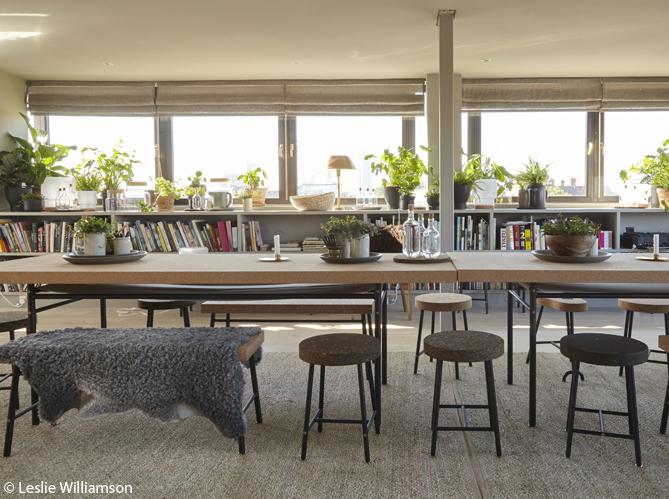 L 39 inspiration du jour ilse crawford cr ateur de l 39 ann e for Ikea le jour du travail