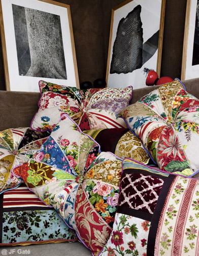 mode et d co en coloc elle d coration. Black Bedroom Furniture Sets. Home Design Ideas