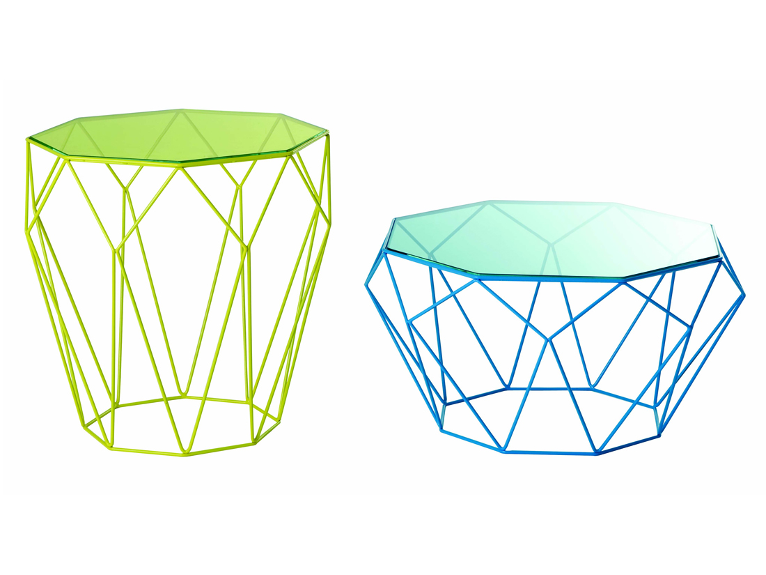 Origami mon amour elle d coration - Table roche et bobois ...