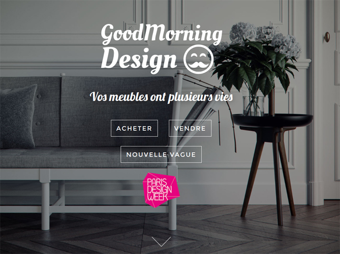 Amateurs de design cet article est pour vous elle d coration - Vendre des meubles sur internet ...