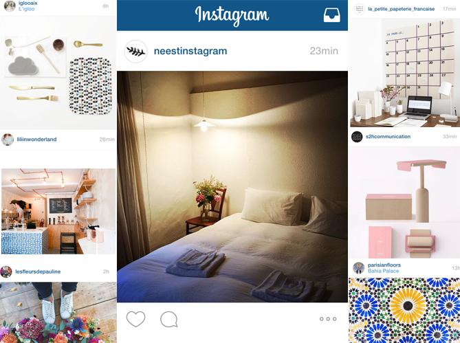 Les instagram de la semaine les nouveaut s d co de la for Decoration maison instagram