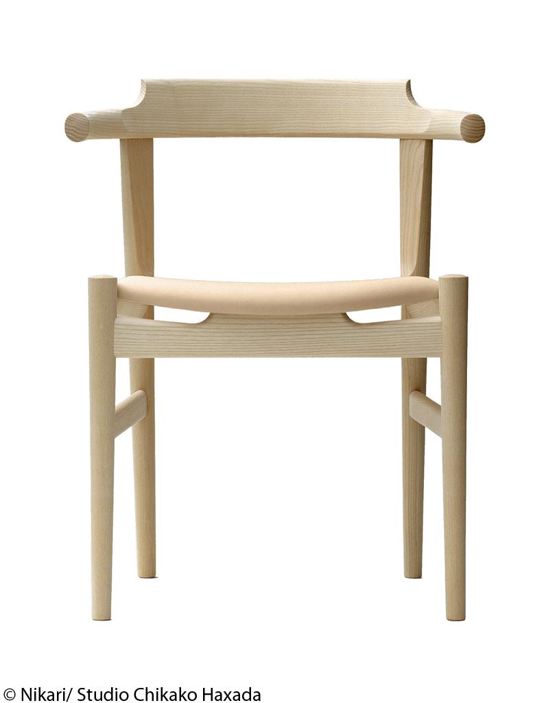 Tendance d co le cuir au naturel elle d coration for Chaise bois cuir design