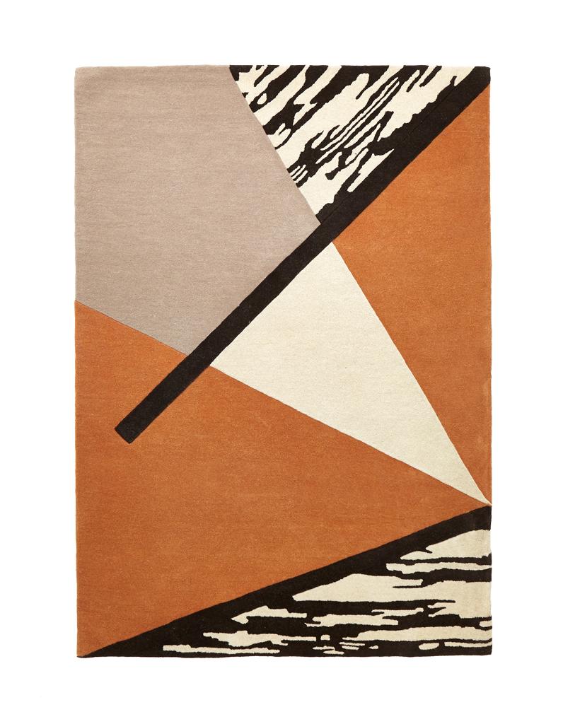 carrelage design tapis orange moderne design pour. Black Bedroom Furniture Sets. Home Design Ideas