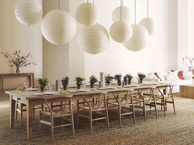 The conran shop 20 ans de design elle d coration for Decoration 20 ans