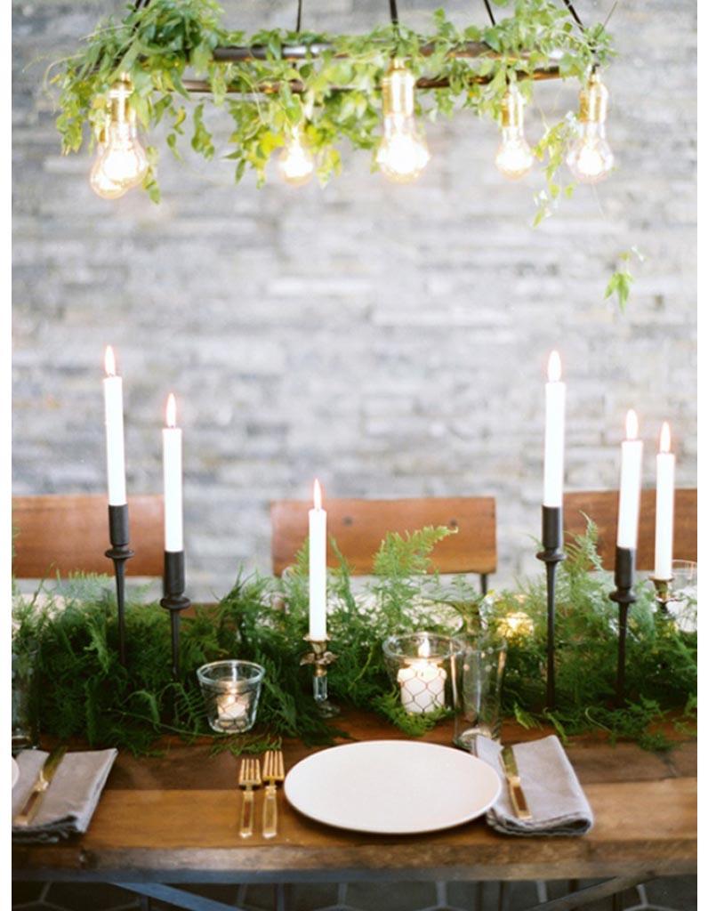 La foug re en d coration de table belles plantes notre for Site de la deco
