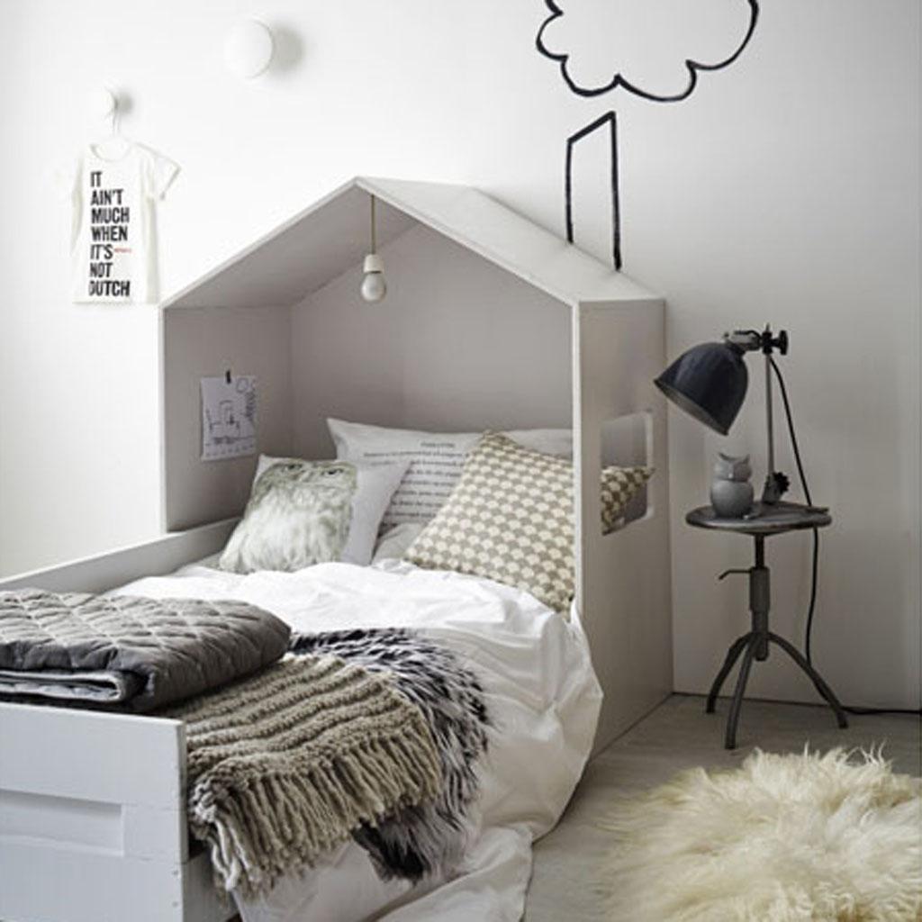 Une chambre denfant inventive