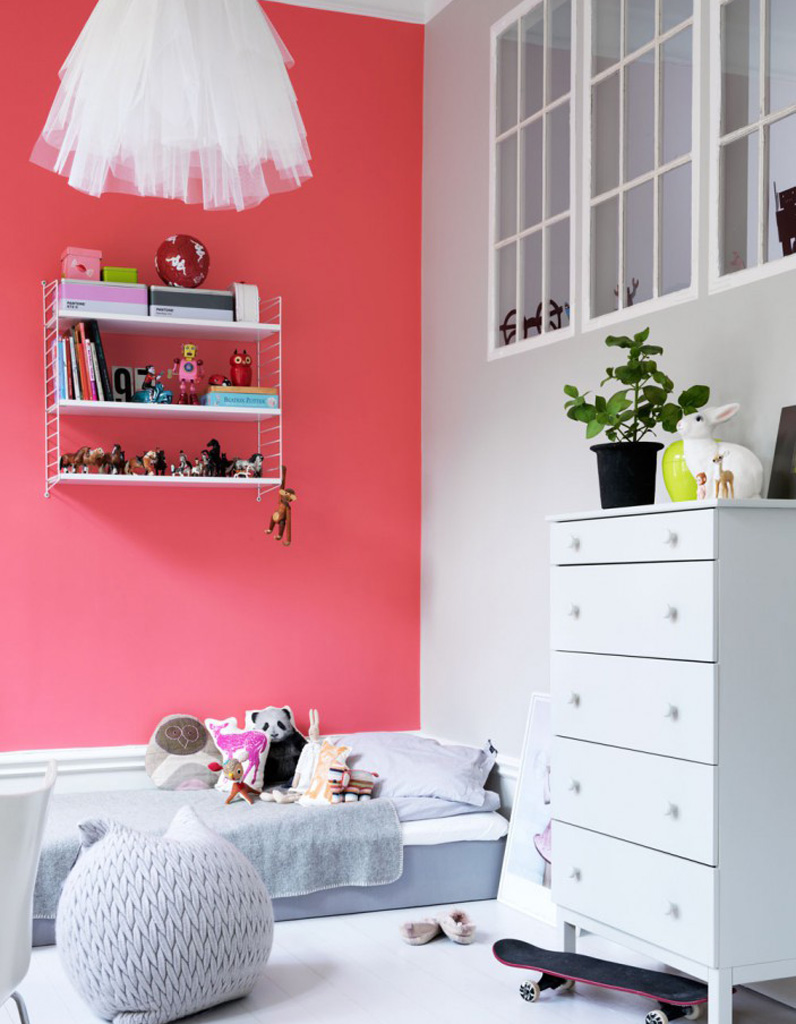Les 30 plus belles chambres de petites filles elle - Decoration de chambre de fille ...