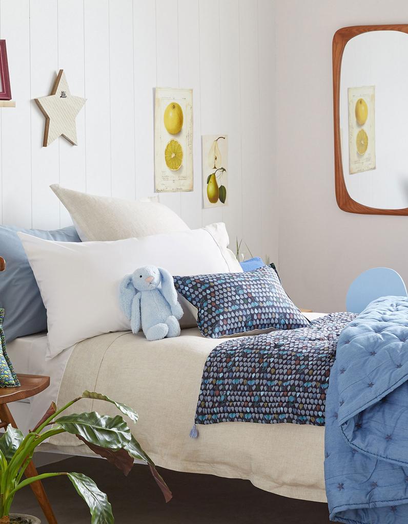 parure de lit enfant tous les mod les pour une chambre tendance elle d coration. Black Bedroom Furniture Sets. Home Design Ideas