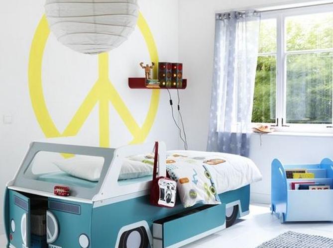 15 Id Es Pour Relooker Une Chambre D 39 Enfant Sans Se Ruiner