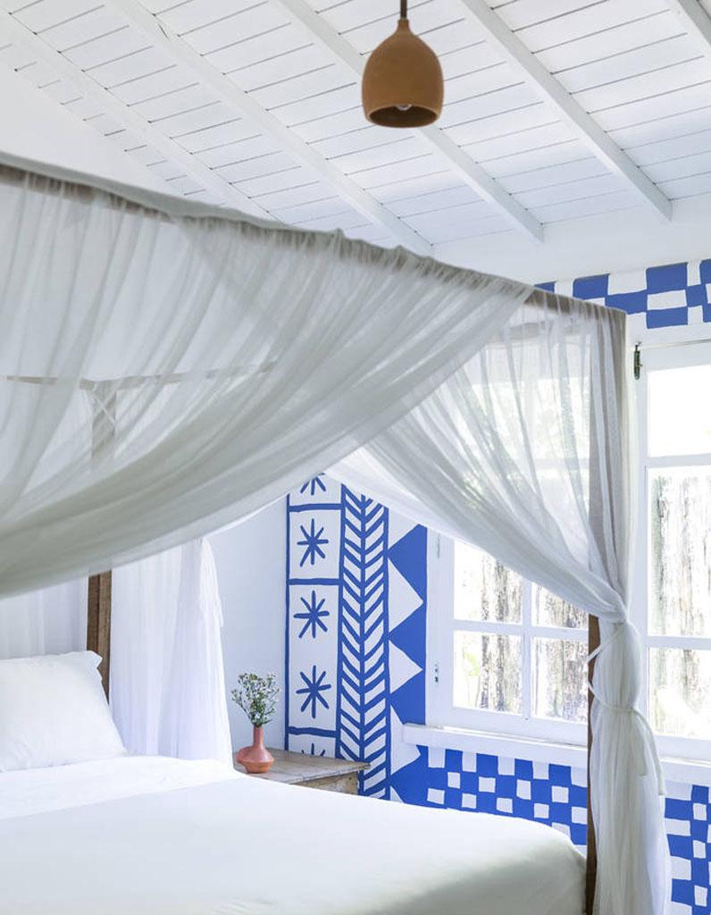 Une chambre blanche l 39 esprit grec la chambre blanche - La chambre blanche ...