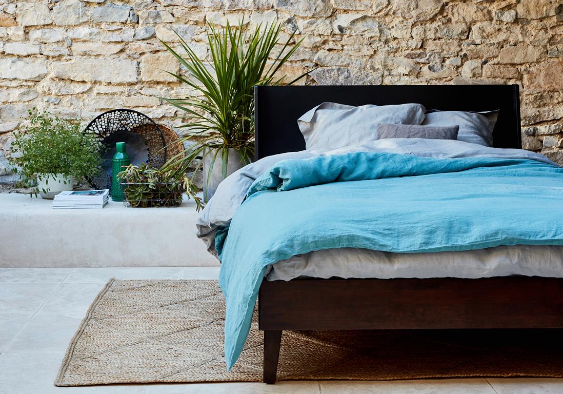 bien dormir toutes nos astuces d co pour un sommeil r parateur elle d coration. Black Bedroom Furniture Sets. Home Design Ideas