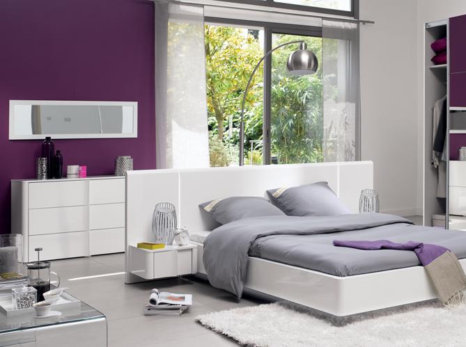 Chambre blanche alinea for Alinea chambre a coucher