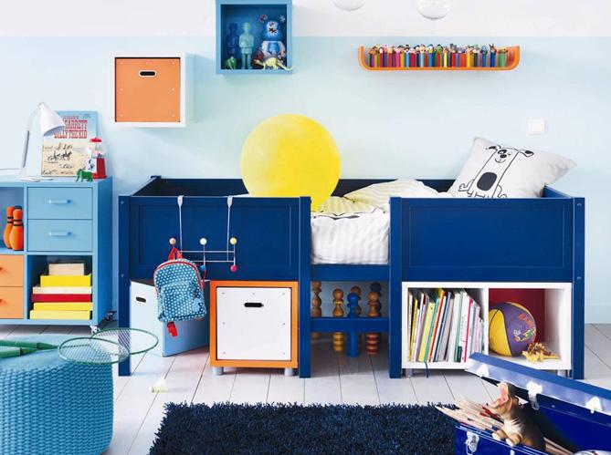 12 id es d co pour une chambre d 39 enfant elle d coration. Black Bedroom Furniture Sets. Home Design Ideas